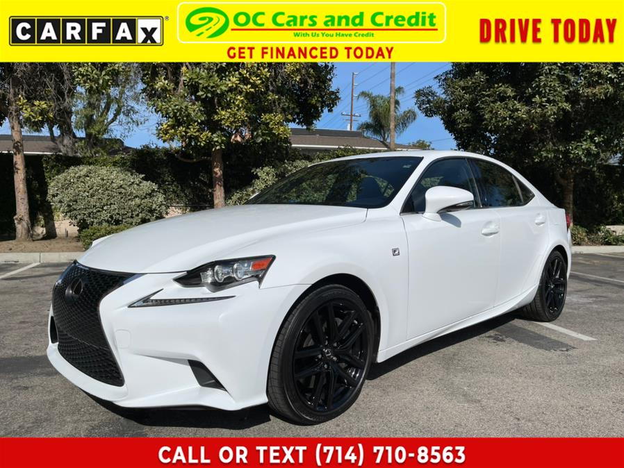 Used 2016 Lexus IS 200t in Garden Grove, California | OC Cars and Credit. Garden Grove, California