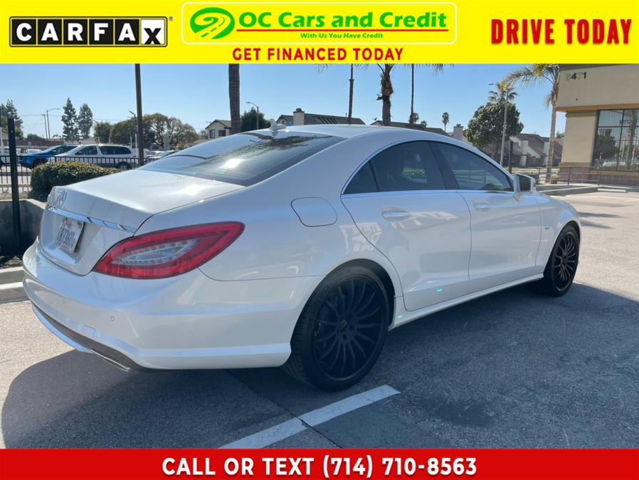 Used Mercedes-Benz CLS-Class 4dr Sdn CLS 550 RWD 2012 | OC Cars and Credit. Garden Grove, California