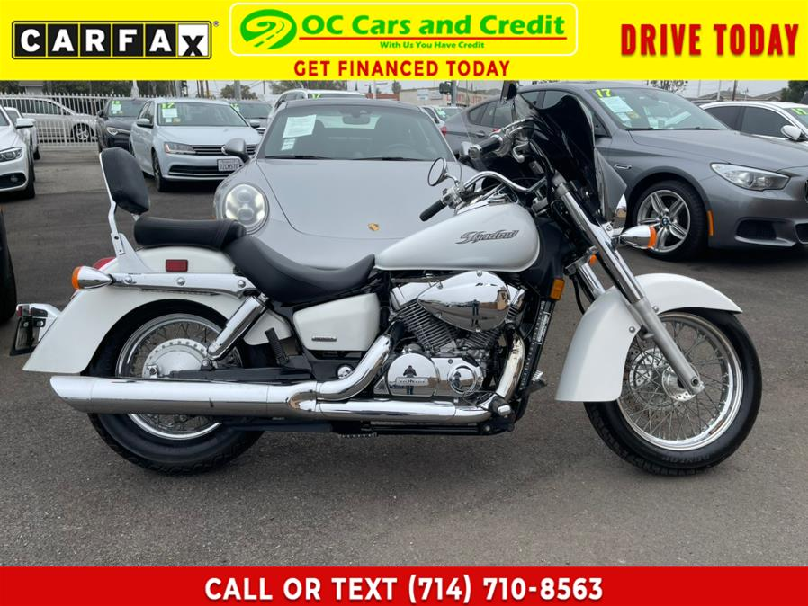 Used 2007 Honda Shadow in Garden Grove, California | OC Cars and Credit. Garden Grove, California