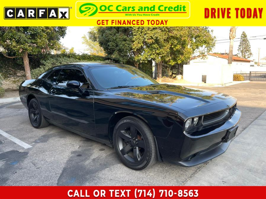 Used Dodge Challenger 2dr Cpe SXT 2013 | OC Cars and Credit. Garden Grove, California