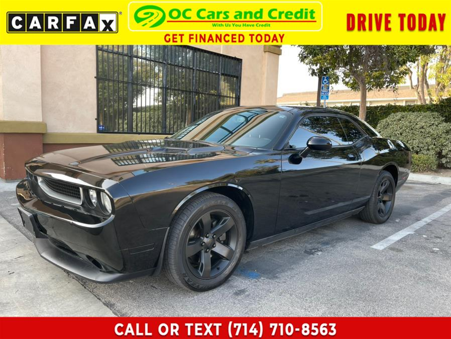 Used 2013 Dodge Challenger in Garden Grove, California | OC Cars and Credit. Garden Grove, California