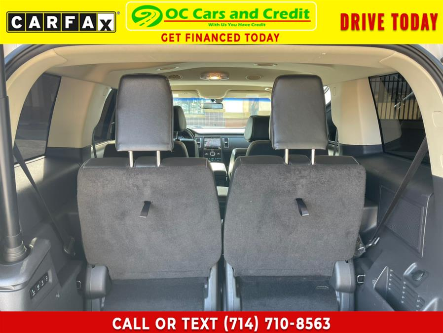 Used Ford Flex 4dr Limited AWD w/EcoBoost 2014   OC Cars and Credit. Garden Grove, California
