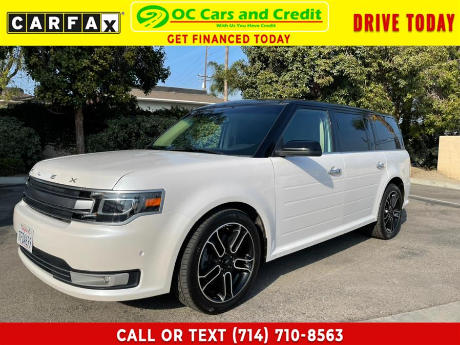 Used 2014 Ford Flex in Garden Grove, California | OC Cars and Credit. Garden Grove, California