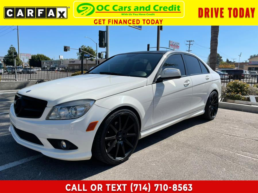 Used 2008 Mercedes-Benz C-Class in Garden Grove, California | OC Cars and Credit. Garden Grove, California