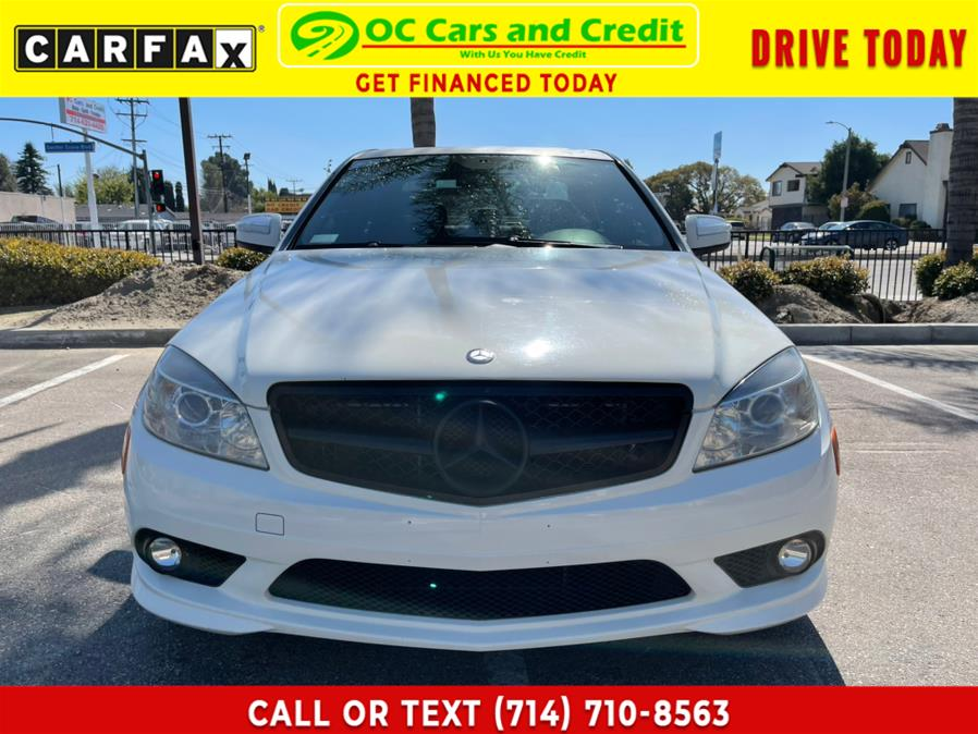 Used Mercedes-Benz C-Class 4dr Sdn 3.0L Sport 4MATIC 2008 | OC Cars and Credit. Garden Grove, California
