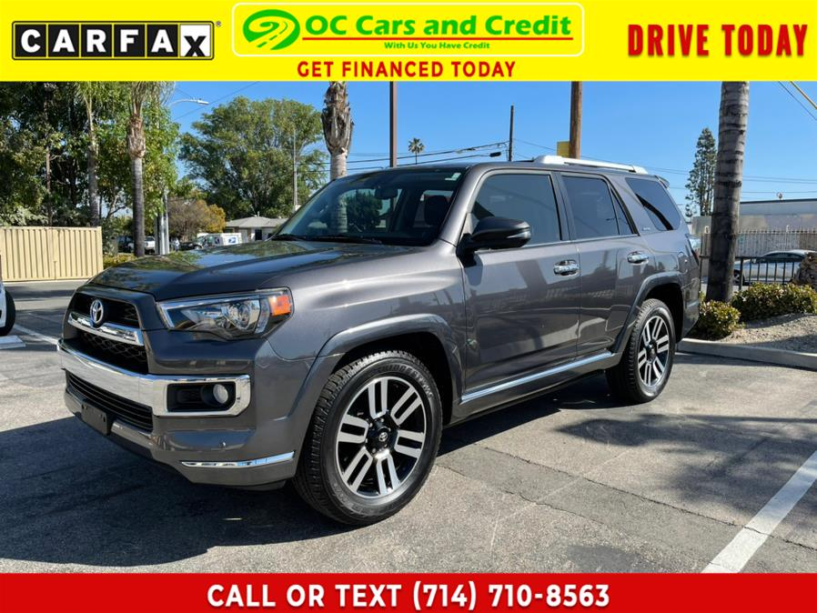 Used 2015 Toyota 4Runner in Garden Grove, California | OC Cars and Credit. Garden Grove, California