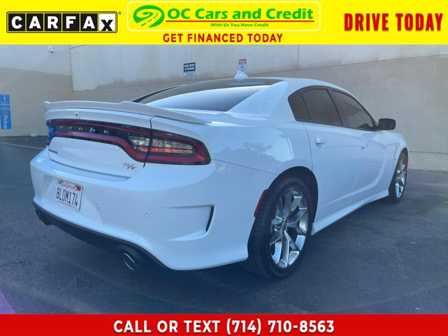 Used Dodge Charger R/T RWD 2019 | OC Cars and Credit. Garden Grove, California