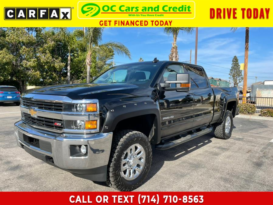 Used 2017 Chevrolet Silverado 2500HD in Garden Grove, California | OC Cars and Credit. Garden Grove, California