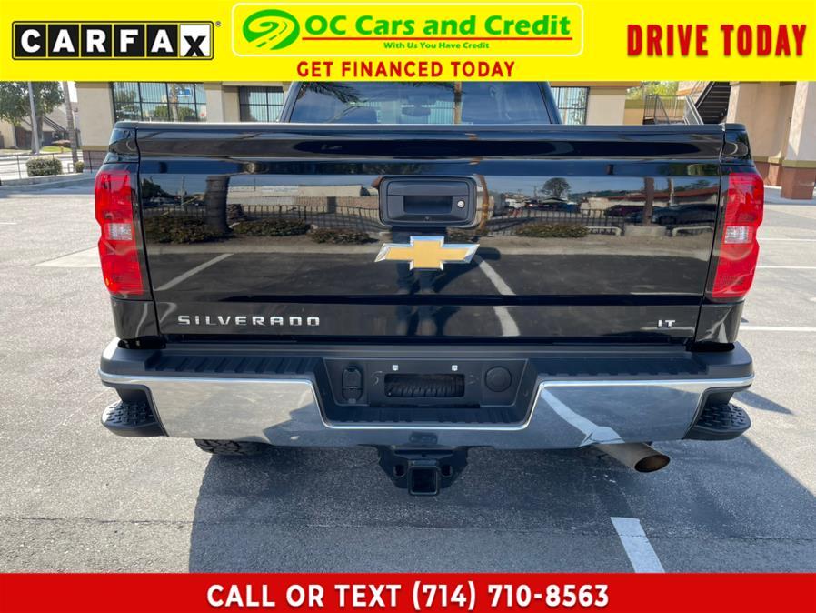 "Used Chevrolet Silverado 2500HD 4WD Crew Cab 167.7"" LT 2017   OC Cars and Credit. Garden Grove, California"