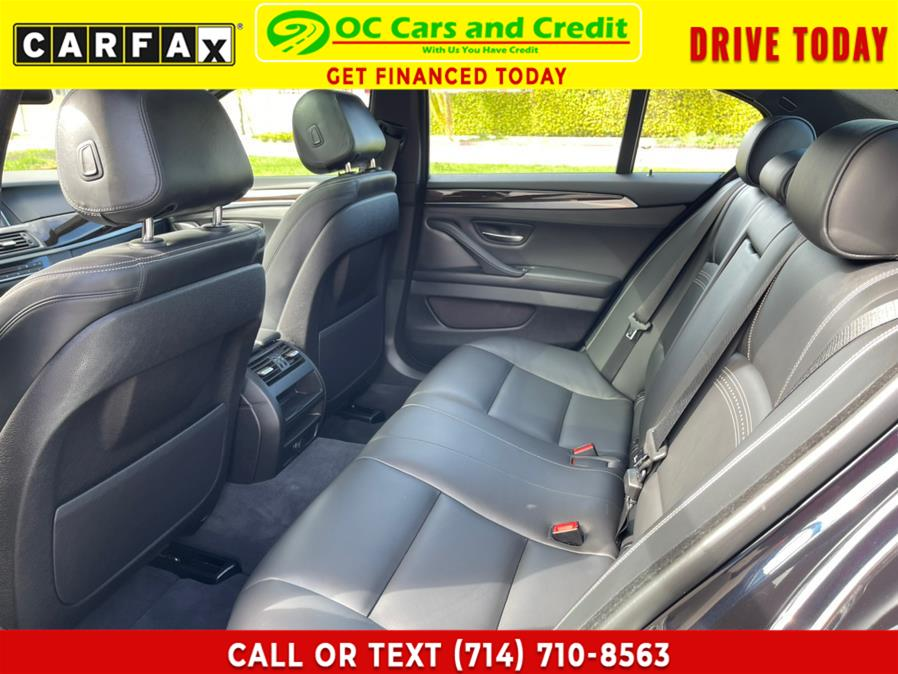Used BMW 5 Series MSport 4dr Sdn 535i RWD 2016 | OC Cars and Credit. Garden Grove, California
