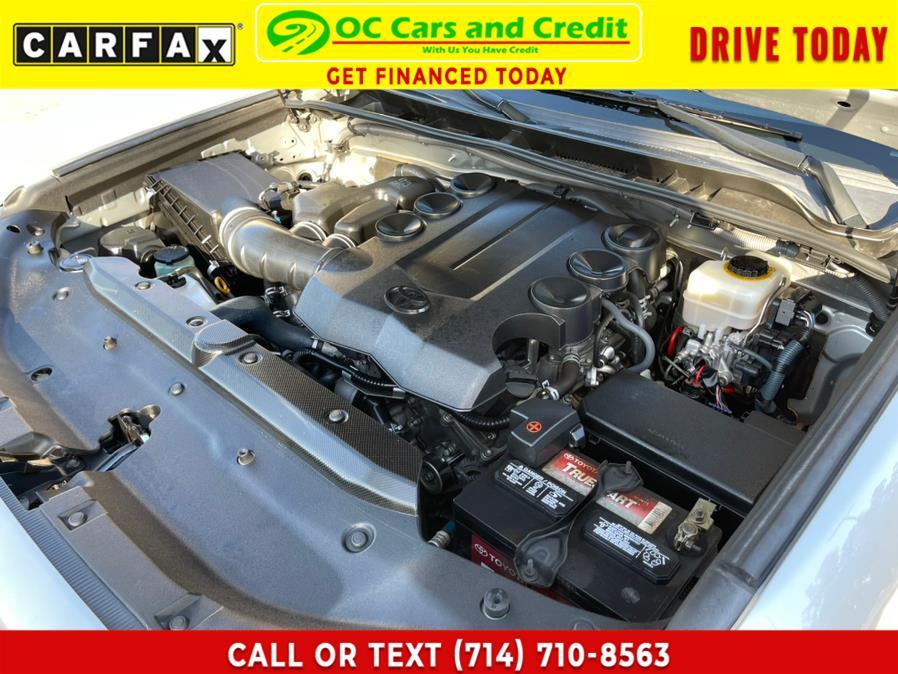 Used Toyota 4Runner RWD 4dr V6 SR5 (Natl) 2015 | OC Cars and Credit. Garden Grove, California