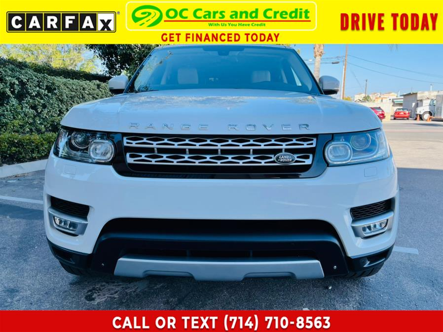 Used Land Rover Range Rover Sport 4WD 4dr HSE 2014 | OC Cars and Credit. Garden Grove, California