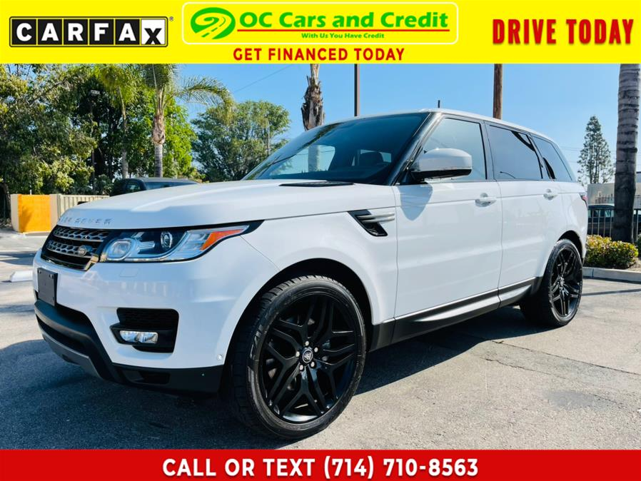 Used 2015 Land Rover Range Rover Sport in Garden Grove, California | OC Cars and Credit. Garden Grove, California