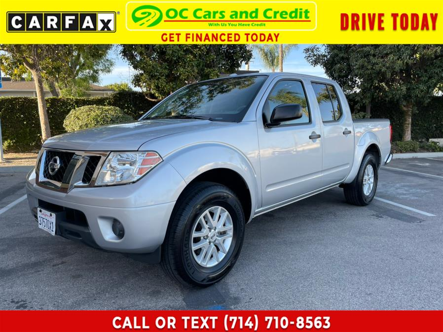 Used 2016 Nissan Frontier in Garden Grove, California | OC Cars and Credit. Garden Grove, California
