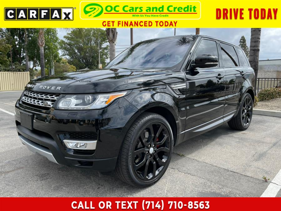 Used 2016 Land Rover Range Rover Sport in Garden Grove, California | OC Cars and Credit. Garden Grove, California
