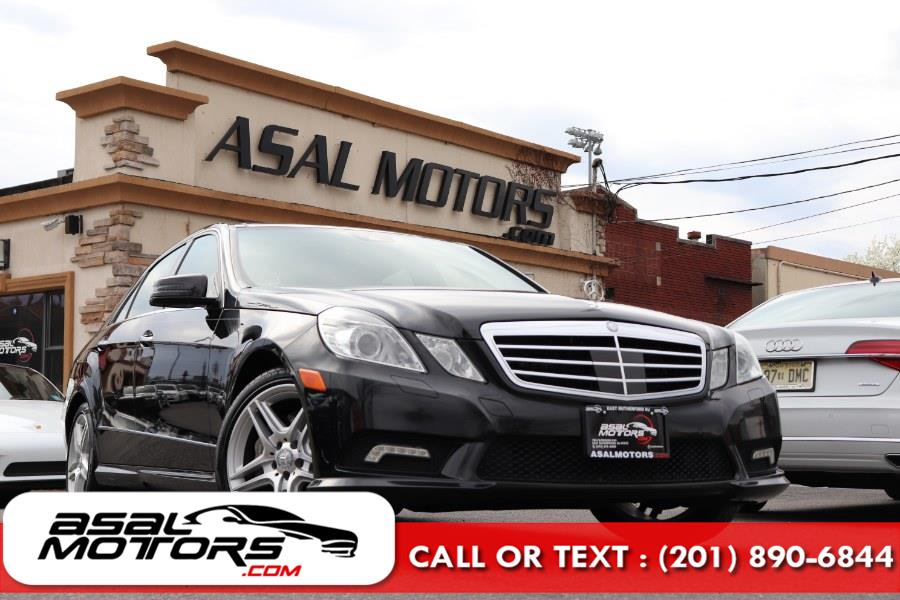 Used Mercedes-Benz E-Class 4dr Sdn E550 Luxury 4MATIC 2011 | Asal Motors. East Rutherford, New Jersey