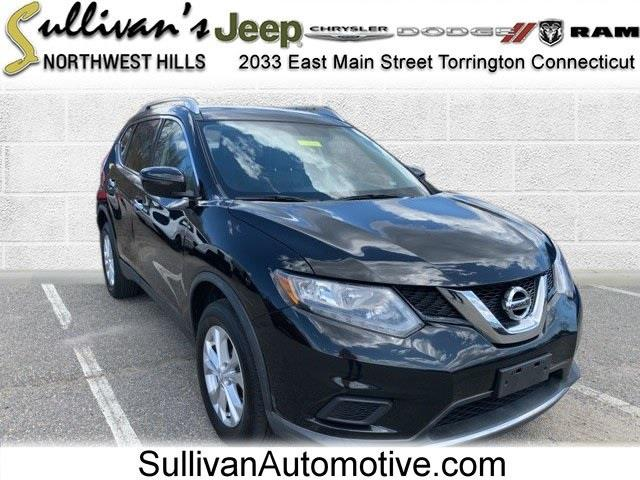 Used 2016 Nissan Rogue in Avon, Connecticut | Sullivan Automotive Group. Avon, Connecticut