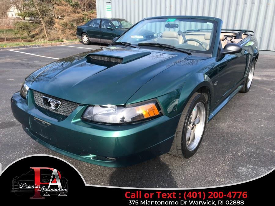 Used 2003 Ford Mustang in Warwick, Rhode Island | Premier Automotive Sales. Warwick, Rhode Island