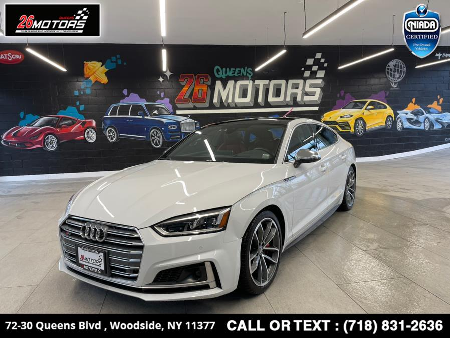 Used 2018 Audi S5 Sportback in Woodside, New York | 26 Motors Queens. Woodside, New York