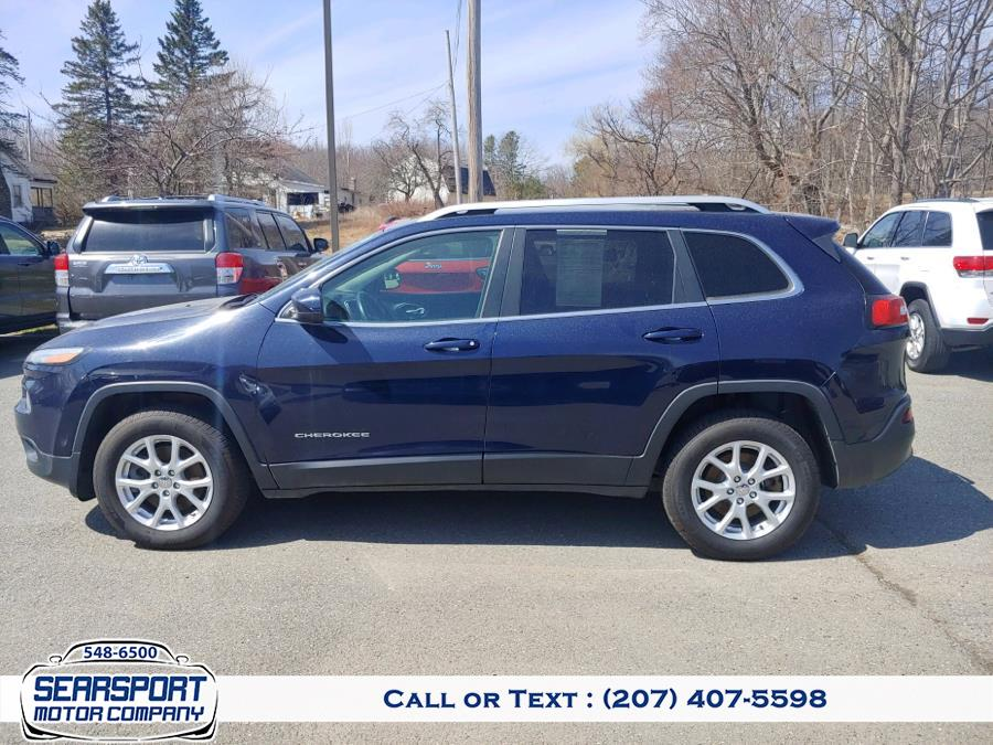 Used 2014 Jeep Cherokee in Searsport, Maine | Searsport Motor Company. Searsport, Maine