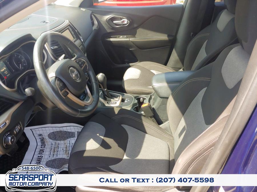 Used Jeep Compass Latitude 4x4 2018 | Rockland Motor Company. Rockland, Maine