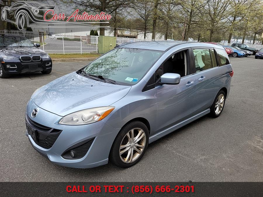 Used 2012 Mazda Mazda5 in Delran, New Jersey | Carr Automotive. Delran, New Jersey
