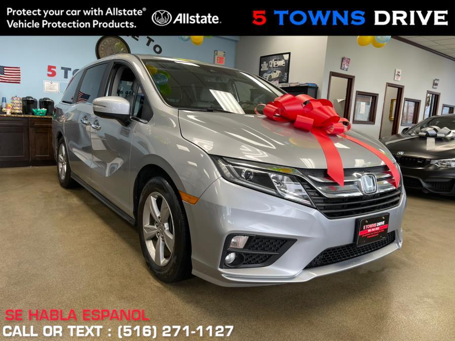 Used Honda Odyssey EX-L Auto 2019 | 5 Towns Drive. Inwood, New York