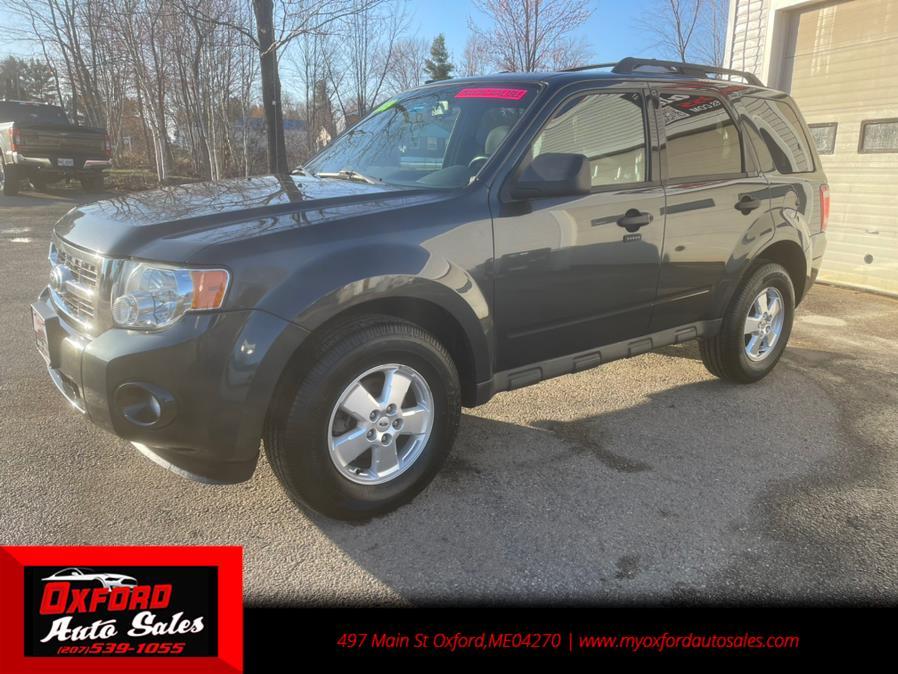 Used Ford Escape 4WD 4dr V6 Auto XLT 2009 | Oxford Auto Sales. Oxford, Maine