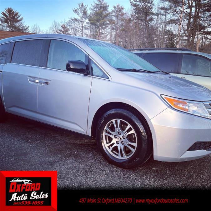 Used Honda Odyssey 5dr EX 2011 | Oxford Auto Sales. Oxford, Maine