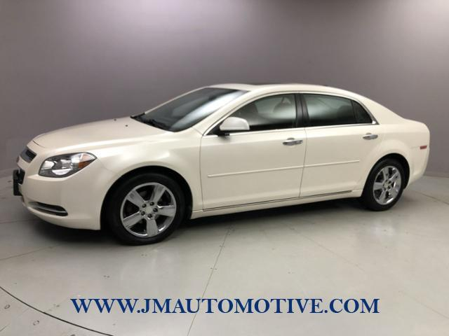 Used 2012 Chevrolet Malibu in Naugatuck, Connecticut | J&M Automotive Sls&Svc LLC. Naugatuck, Connecticut
