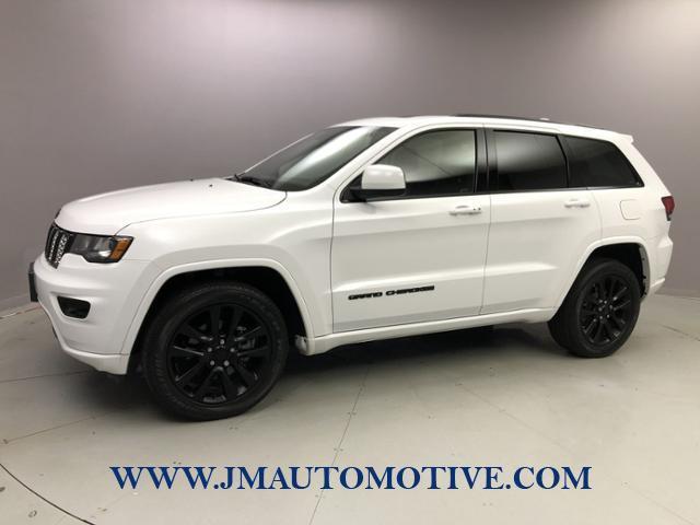 Used Jeep Grand Cherokee Altitude 4x4 *Ltd Avail* 2018 | J&M Automotive Sls&Svc LLC. Naugatuck, Connecticut