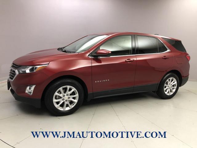 Used Chevrolet Equinox FWD 4dr LT w/1LT 2018 | J&M Automotive Sls&Svc LLC. Naugatuck, Connecticut