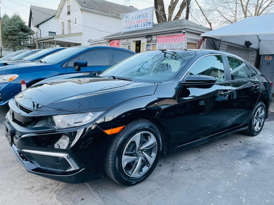 Used Honda Civic Sedan LX CVT 2019 | JC Lopez Auto Sales Corp. Port Chester, New York