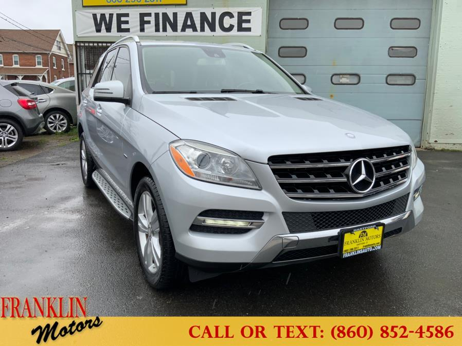 Used 2012 Mercedes-Benz M-Class in Hartford, Connecticut | Franklin Motors Auto Sales LLC. Hartford, Connecticut