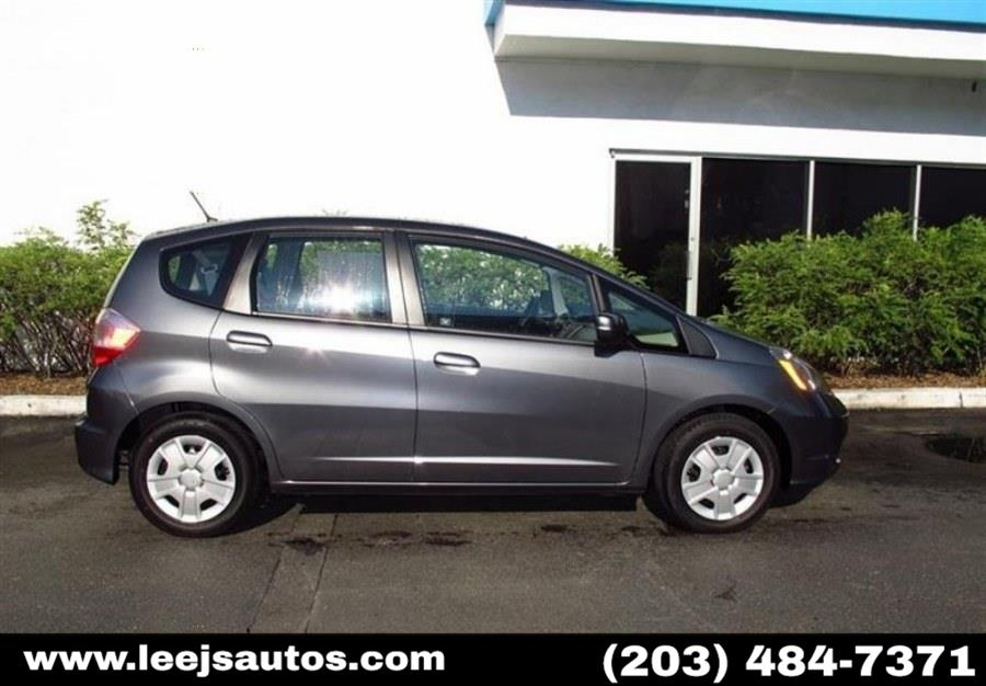 Used 2012 Honda Fit in North Branford, Connecticut | LeeJ's Auto Sales & Service. North Branford, Connecticut