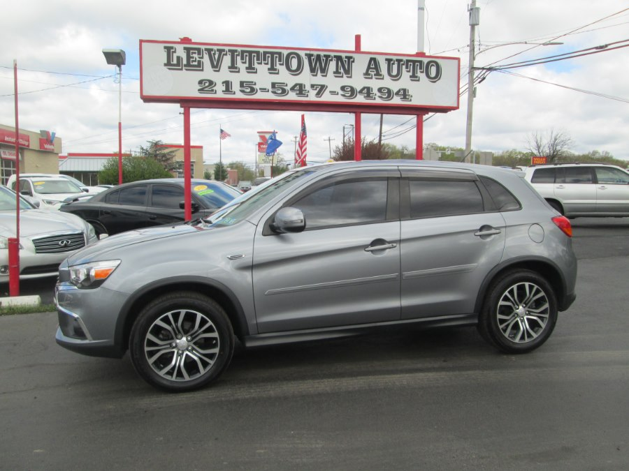 Used 2016 Mitsubishi Outlander Sport in Levittown, Pennsylvania | Levittown Auto. Levittown, Pennsylvania