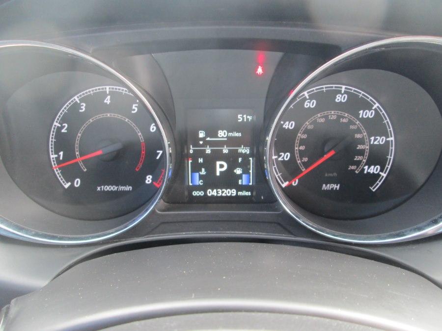 Used Mitsubishi Outlander Sport AWC 4dr CVT 2.4 ES 2016 | Levittown Auto. Levittown, Pennsylvania