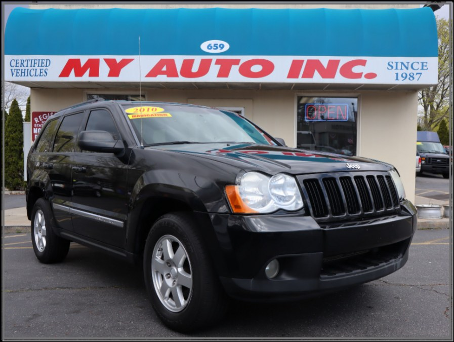 Used 2010 Jeep Grand Cherokee in Huntington Station, New York | My Auto Inc.. Huntington Station, New York