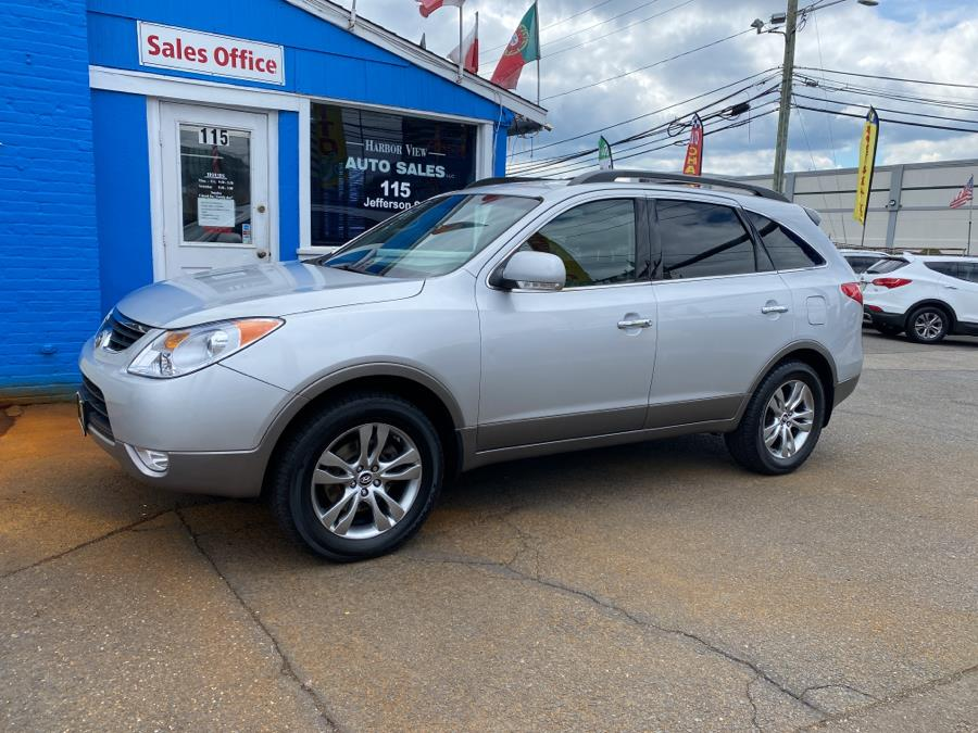 Used Hyundai Veracruz FWD 4dr Limited 2012 | Harbor View Auto Sales LLC. Stamford, Connecticut