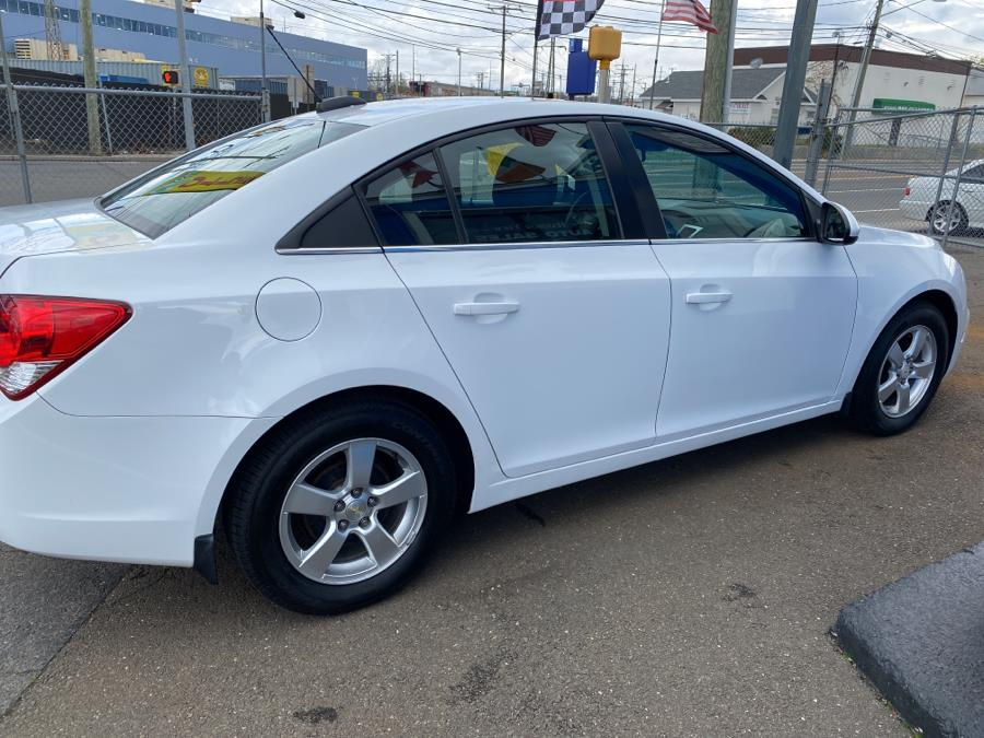 Used Chevrolet Cruze 4dr Sdn Auto 1LT 2015 | Harbor View Auto Sales LLC. Stamford, Connecticut