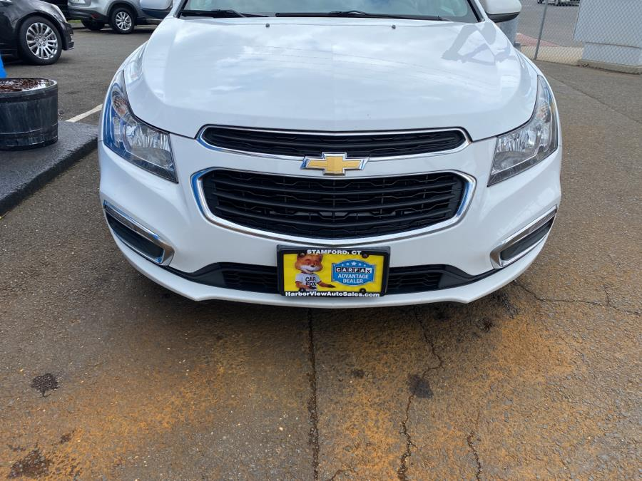 Used Chevrolet Cruze 4dr Sdn Auto 1LT 2015   Harbor View Auto Sales LLC. Stamford, Connecticut