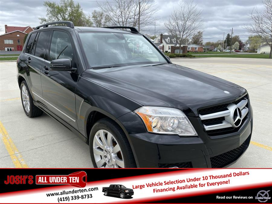 Used 2011 Mercedes-Benz GLK-Class in Elida, Ohio | Josh's All Under Ten LLC. Elida, Ohio