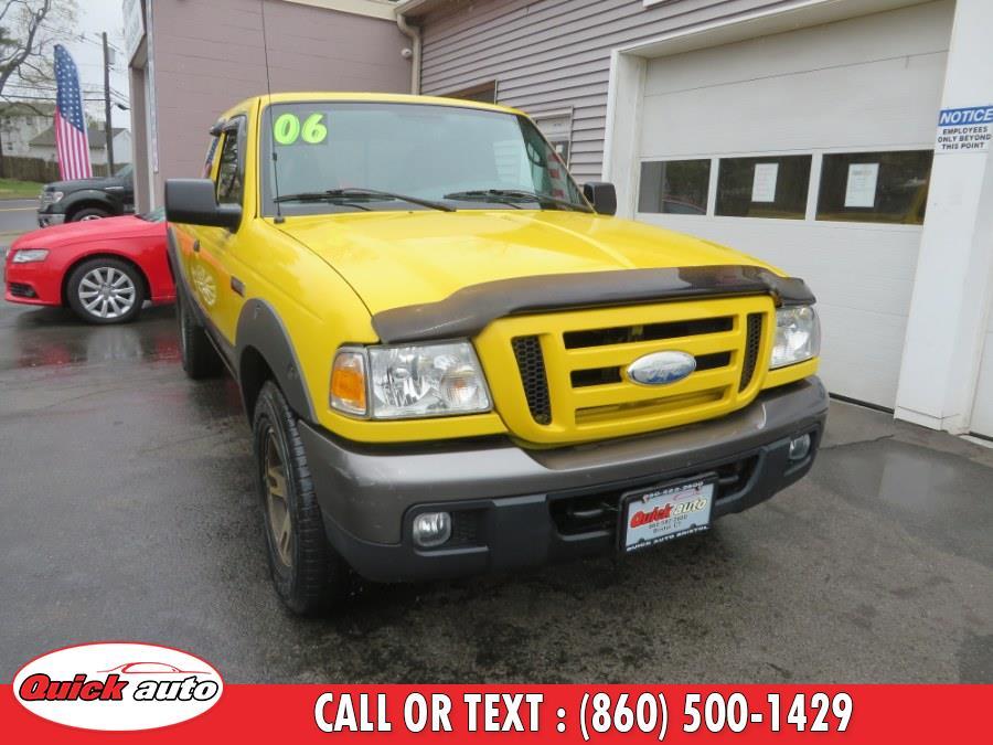 Used 2006 Ford Ranger in Bristol, Connecticut | Quick Auto LLC. Bristol, Connecticut