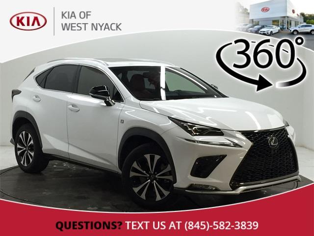 Used Lexus Nx 300 F Sport 2018 | Eastchester Motor Cars. Bronx, New York