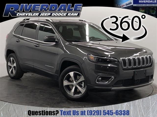New 2021 Jeep Cherokee in Bronx, New York | Eastchester Motor Cars. Bronx, New York