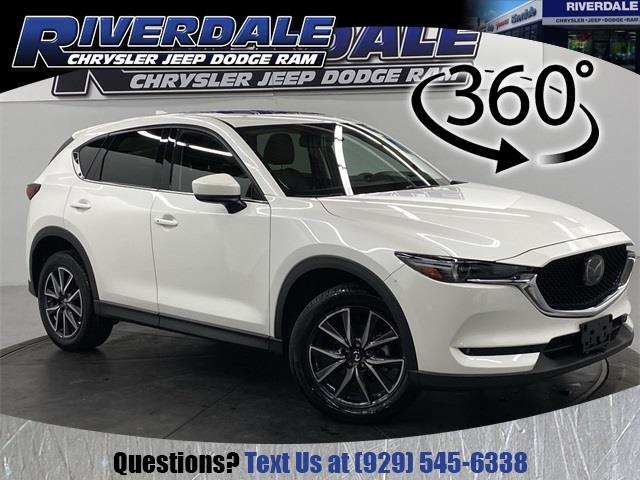 Used Mazda Cx-5 Grand Touring 2018 | Eastchester Motor Cars. Bronx, New York
