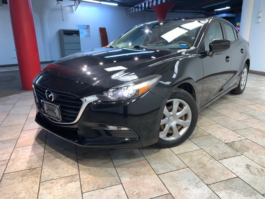 Used Mazda Mazda3 4-Door Sport Auto 2018 | European Auto Expo. Lodi, New Jersey