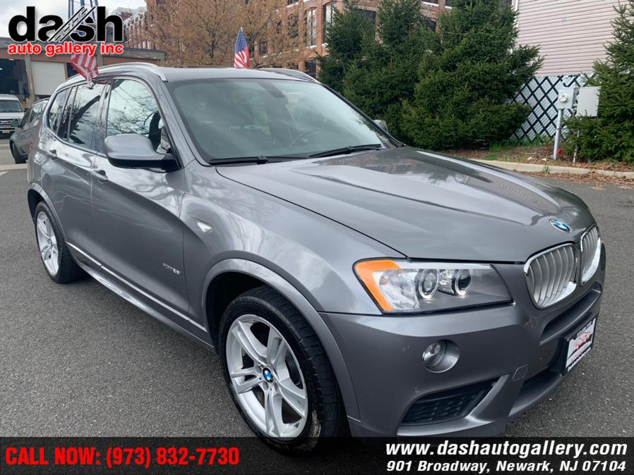Used 2013 BMW X3 in Newark, New Jersey | Dash Auto Gallery Inc.. Newark, New Jersey
