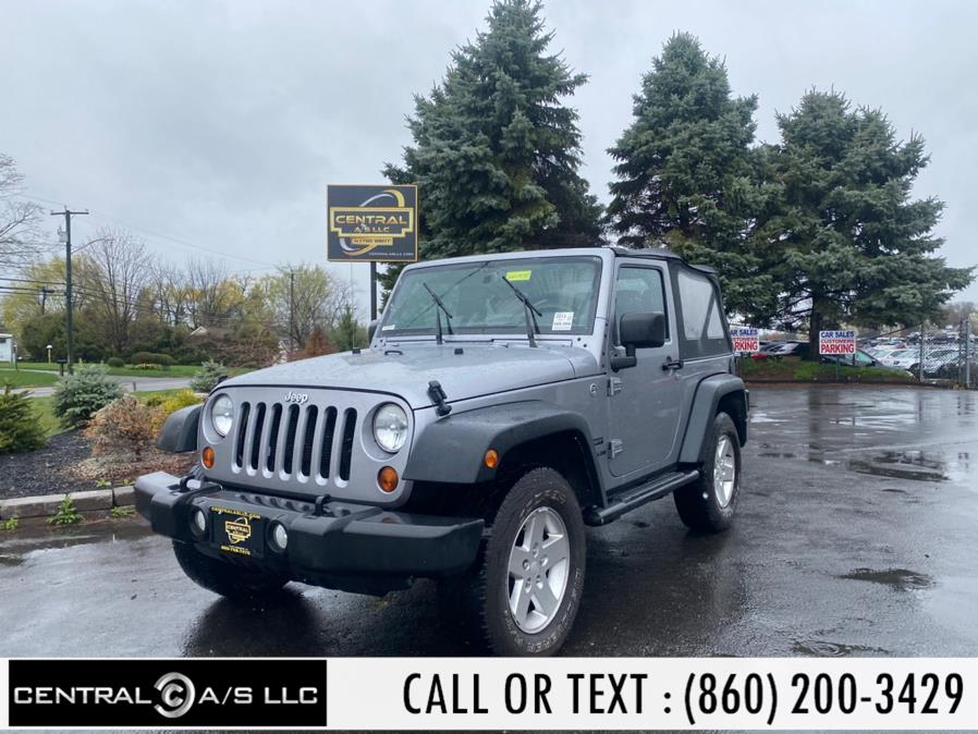 Used Jeep Wrangler 4WD 2dr Sport 2013 | Central A/S LLC. East Windsor, Connecticut