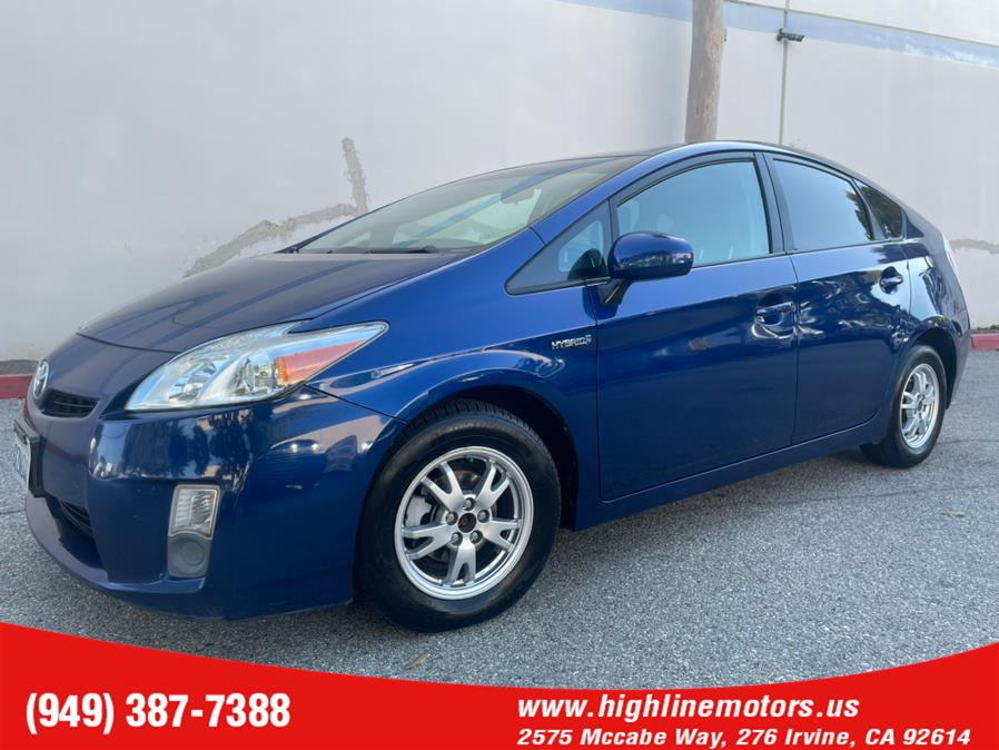 Used 2010 Toyota Prius in Irvine, California | High Line Motors LLC. Irvine, California